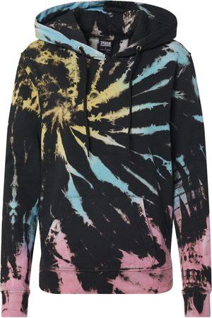 Urban classics Sweatshirt 'Ladies Tie Dye Hoody