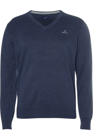 GANT Heren Sweaters - Trui Blauw 8030542