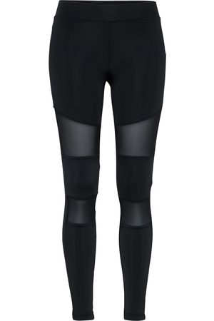 Urban classics Leggings 'Ladies Tech Mesh