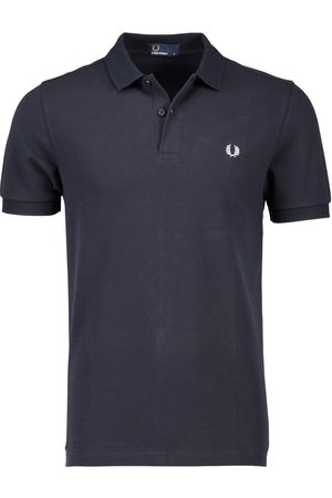 Fred Perry Heren Poloshirts - Navy polo