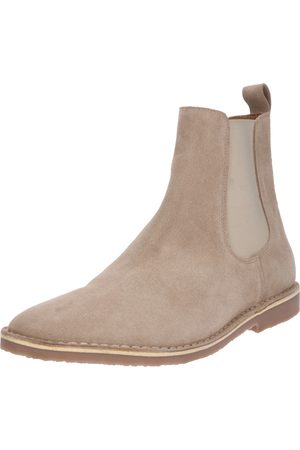 ABOUT YOU Heren Enkellaarzen - Chelsea boots 'Oskar