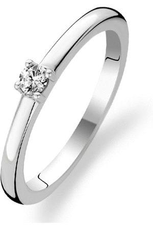 Ti Sento Milano Ringen 925 Sterling silver Ring 1871 Zilverkleurig