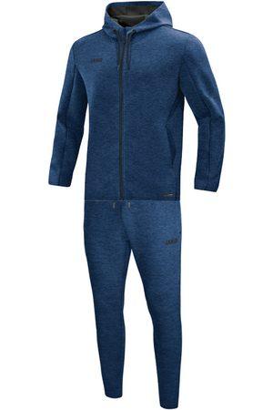 Jako Heren Homewear - Joggingpak met kap premium basics m9729-49