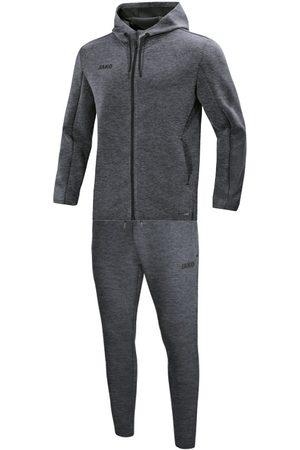 Jako Joggingpak met sweaterkap premium basics m9629-40