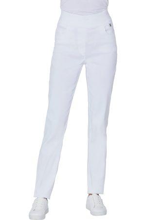 Casual Looks Stehmann broek met brede rondom elastische band