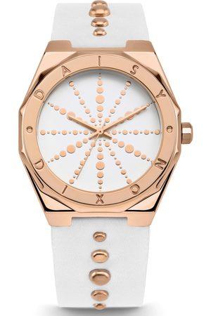 Daisy Dixon Dames Horloges - Kwartshorloge »ALESSANDRA #27, DD138WRG«