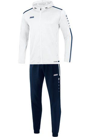 Jako Heren Trainingspakken - Trainingspak polyester met kap striker 2.0 m9419-90