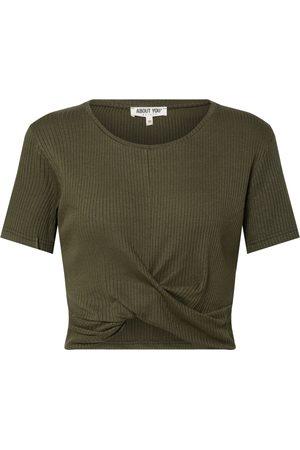 ABOUT YOU Dames Shirts - Shirt 'Silva