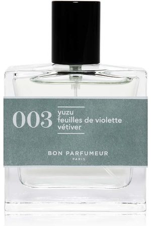 Bon Parfumeur Parfums 003 yuzu violet leaves vetiver Cologne Intense