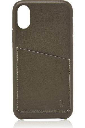 Castelijn & Beerens Telefoon - Smartphone covers Nappa Back Cover Wallet iPhone X + XS