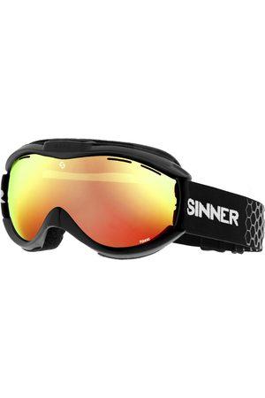 Sinner Skibril Zwart SIGO-152-10G-03