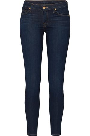 7 for all Mankind Dames Skinny - Jeans 'THE SKINNY