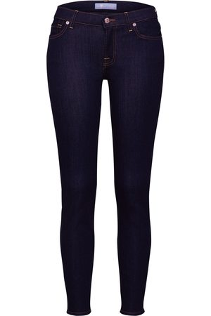 7 for all Mankind Dames Slim - Jeans 'The Skinny Crop