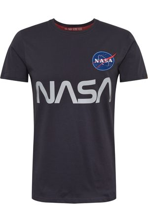 Alpha Industries Shirt 'NASA Reflective