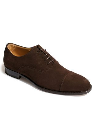 Steppin' Out Heren Ascot - Cap Toe