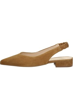 Choizz Dames Pumps - Cognac