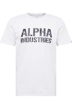 Alpha Industries Shirt 'Camo Print