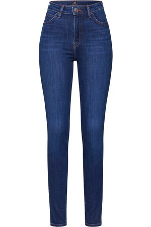 Lee Dames Straight - Jeans 'IVY