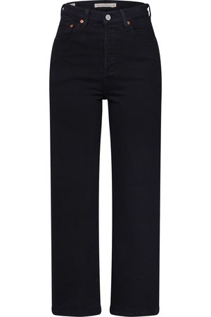 Levi's Dames Straight - Jeans 'RIBCAGE STRAIGHT ANKLE