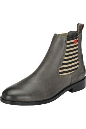 CRICKIT Dames Enkellaarzen - Chelsea boots 'SUVI