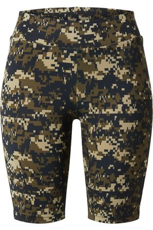 Urban classics Leggings 'Camo Tech Cycle