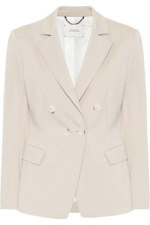 Dorothee Schumacher Emotional Essence double-breasted blazer