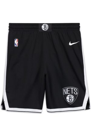 Nike Heren Shorts - Brooklyn Nets Icon Edition Swingman NBA-herenshorts