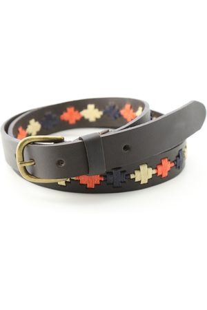 Pioneros Dames Riemen - Dames Narrow Polo Belt