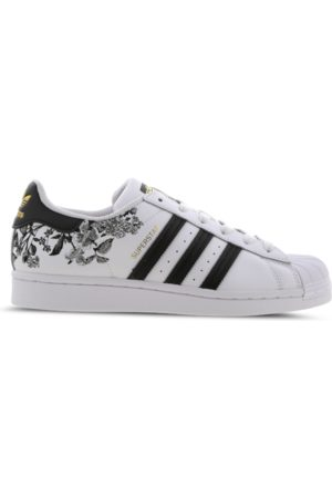 adidas superstar blauw sale dames