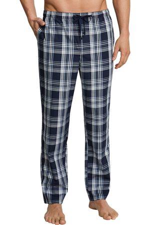 Schiesser Heren Pyjama's - Pyjamabroek geruit