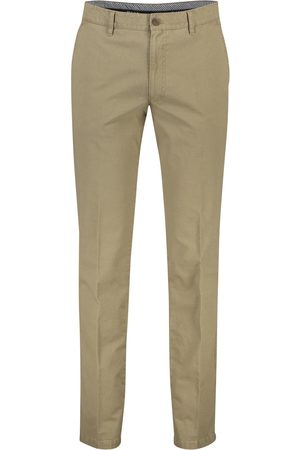 m.e.n.s. Heren Chino's - Chino khaki Madison