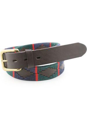 Pioneros Heren Riemen - Heren Polo Belt