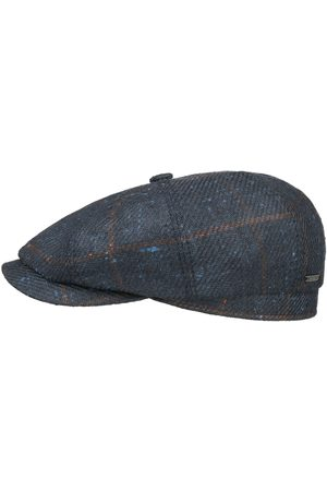 Stetson Hatteras Wool/Silk Check by