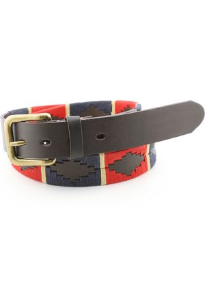 Pioneros Heren Polo Belt