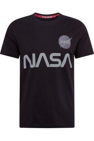 Alpha Industries Heren Shirts - Shirt ' NASA Reflective