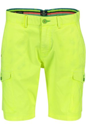 New Zealand Heren Shorts - Korte broek neon geel Mission Bay