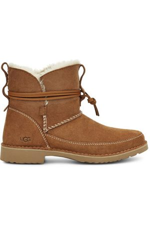 UGG Esther Laarzen voor Dames in Chestnut, maat 36 | Suede