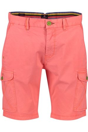 New Zealand Heren Shorts - NZA shorts Mission Bay bright brange