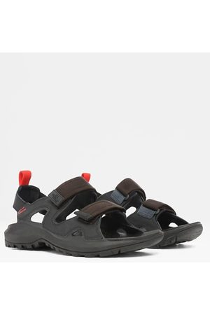 The North Face The North Face Hedgehog Iii-sandalen Voor Heren Tnf Black/asphalt Grey Größe 39 Heren