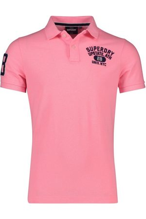 Superdry Classic polo fluo