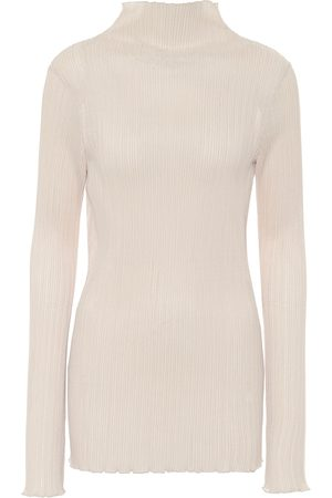 Jil Sander Stretch turtleneck top