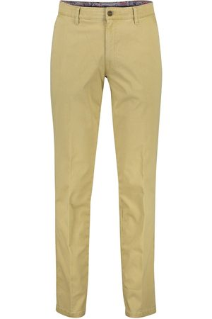 m.e.n.s. Madison U pantalon geel