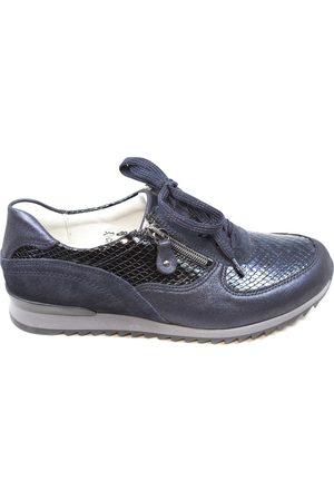 Waldläufer Dames Sneakers - Waldläufer 370013 wijdte H