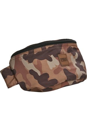 Urban classics Schoudertas 'Camo Hip Bag