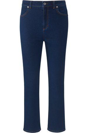 DAY.LIKE Dames Slim - Enkellange Slim Fit-jeans in 4-pocketsmodel Van