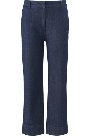 DAY.LIKE Dames Bootcut - Enkellange Wide Leg-jeans met rechte pijpen Van
