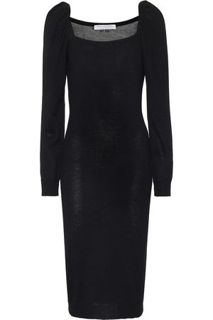 Serafini Knit midi dress