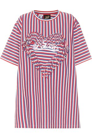 Loewe Paula's Ibiza striped cotton T-shirt