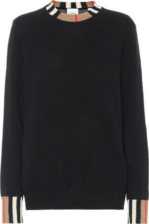 Burberry Stretch-cashmere sweater