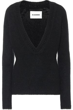 Jil Sander Slim-fit wool-blend sweater